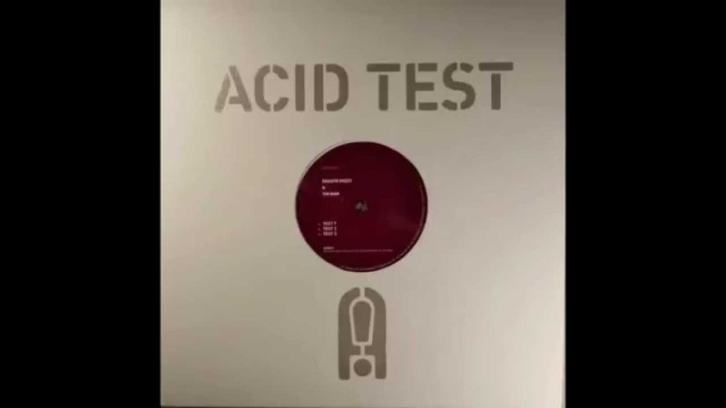 Donato Dozzy Tin Man - Test 7