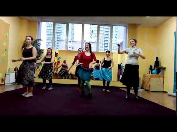 Flashmob Ori Tahiti 2018 Vaitea Dance Киев