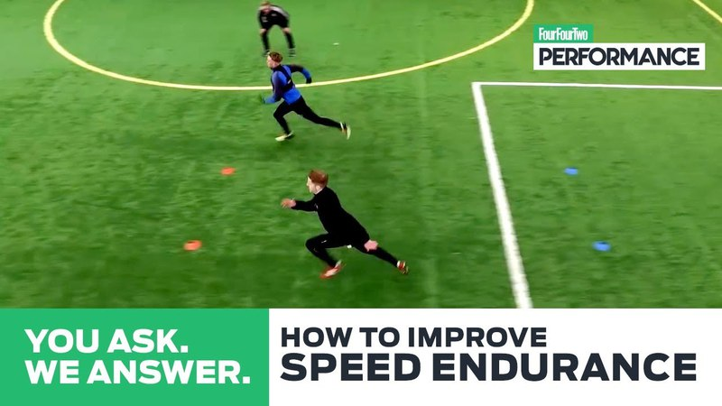 How To Improve Speed Endurance | Sprint Drill | You Ask, We Answer