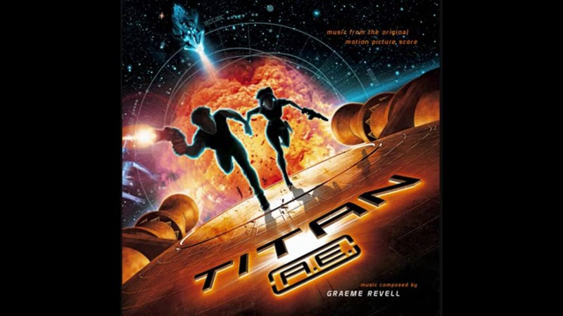 Titan A.E. Limited Edition Soundtrack - 30. Creation/Bob