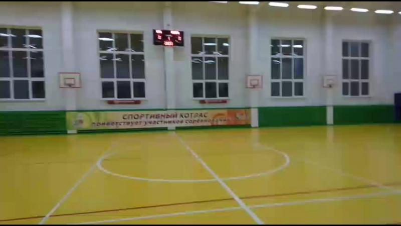 Чемпионат города Котласа по мини футболу КТА - Искра