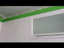 Кухонный гарнитур МДФ пленочный глянец