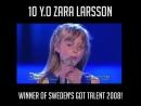 Kids Got Talent - Zara Larsson has come a long way since