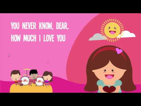 You Are My Sunshine Song for Kids | Best Nursery Rhymes for Children | The Kiboomers