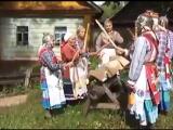 Чувашский обряд Ниме, танцы, обжинковые песни