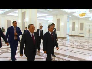 «Казахстан-Узбекистан. Начало большого пути» документальный фильм