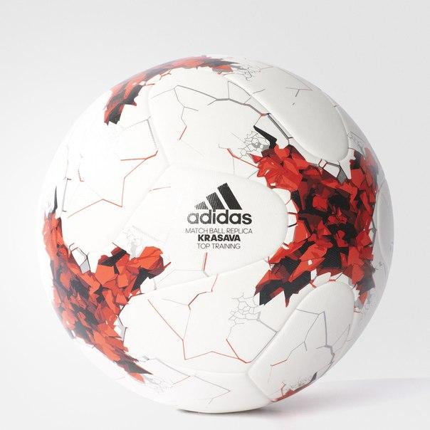 Футбольный мяч Confederations Cup Top