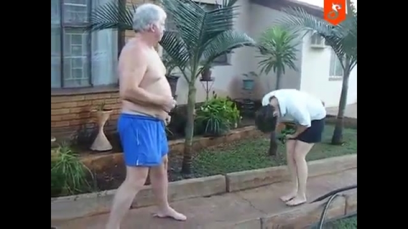 Жена разыграла мужа