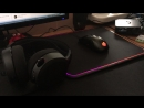 SteelSeries QCK prism Arctis Pro Wireless