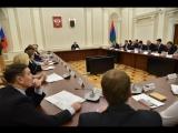 Члены ОНФ Карелии передали Артуру Парфенчикову общественные предложения