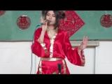 Русличенко Юлия, 2 курс китайское отделение. Песня на китайском и японском языках.