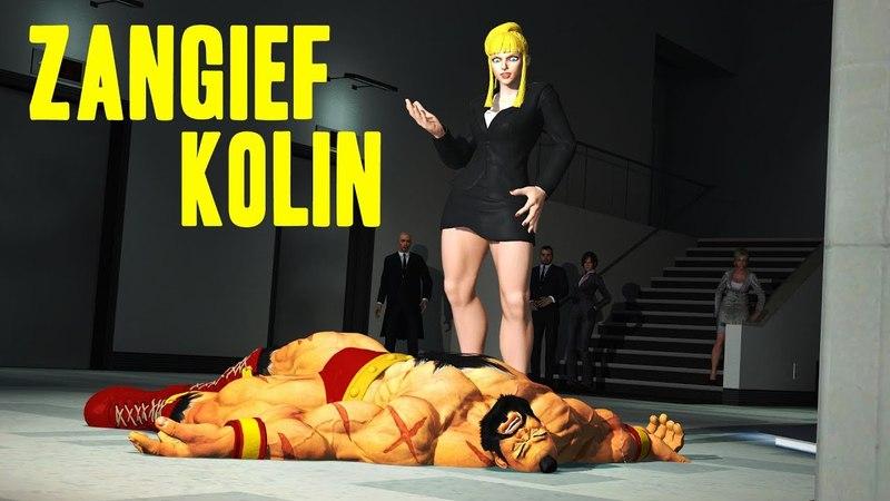 Zangief - Eradicated by Kolin