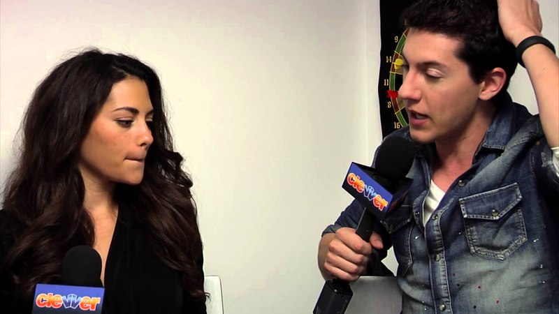 Jared Kusnitz Inbar Lavi Interview - MTV's