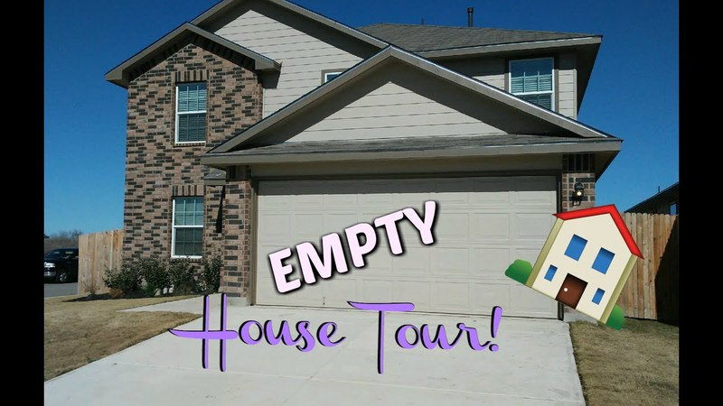 We Purchased our First Home Official Empty House Tour