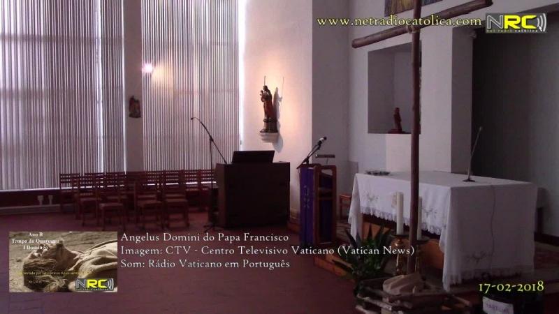 Transmissão em Directo da Eucaristia Vespertina no I Domingo da Quaresma - Ano B
