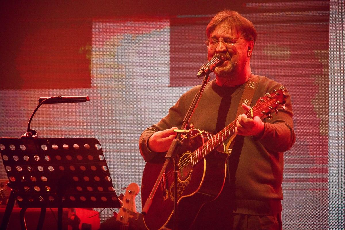 Концерт ДДТ в Барановичах!