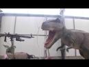 Виставку живих динозаврiв Вісті Ньюс ВідеоНовин