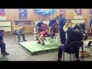 Канафин Нургиз жим 97.5 кг вес кат до 59 кг