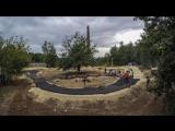 Памп-трек в Горкинско-Ометьевском лесу / Legato Sports Architecture