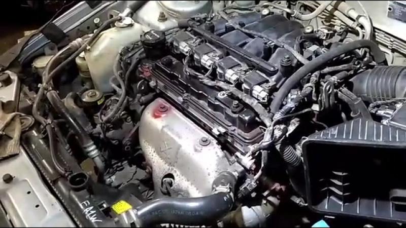 Мотор Mitsubishi Galant