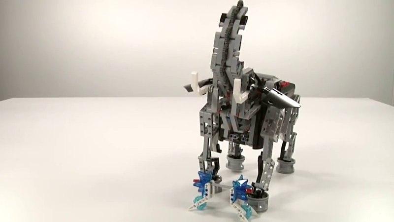 LEGO MINDSTORMS EV3 Elephant