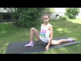 Splits training for beginners_ stretches for splits in a week
