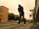 Танцы на улице J Dilla - Fuck the Police