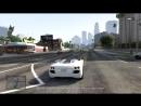 RusGameTactics Прохождение Grand Theft Auto V GTA 5 — Часть 1 Ограбление в Людендорфе / Франклин и Ламар