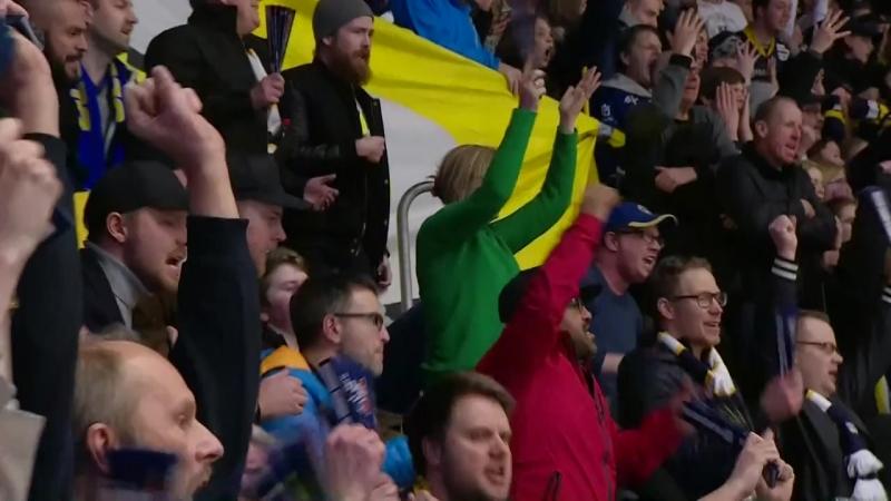 Linköping vann i Kinnarps Arena - igen - SHL.se