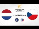 Гандбол. Нидерланды - Чехия. 1/4 финала. Чемпионат мира 2017. Женщины