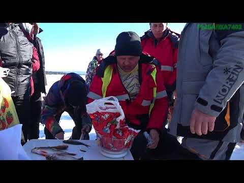 Третье место Соревнования на озере Зюраткуль