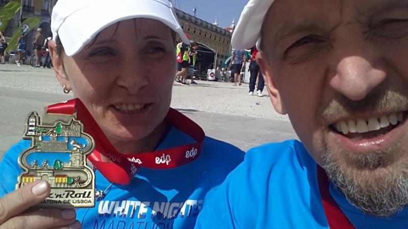 15 10 2017 Лиссабонский марафон