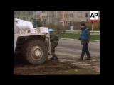 Босния.Апрель 1995.Снайпер застрелил бойца французского миротворческого контингента