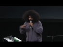 Reggie Watts - quick song)