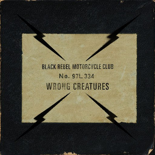 Black Rebel Motorcycle Club альбом Little Thing Gone Wild