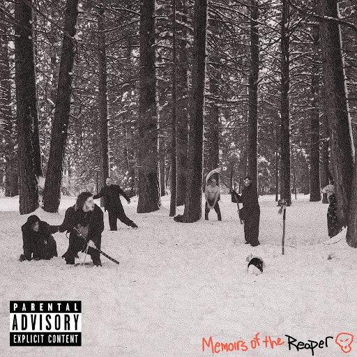 Azizi Gibson альбом Memoirs of the Reaper