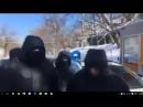 экс лидера правого сектора Стерненко вежливые люди избили сегодня в Одессе 1ч