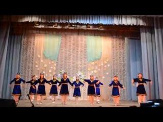 Ансамбль крымскотатарского танца Мерджан Муниципального бюджетного образовател (2)