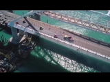 Друзья! Крымский мост появился на Яндекс картах!