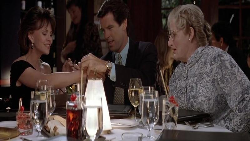 Миссис Даутфайр / Mrs. Doubtfire 1993 (Крис Коламбус)