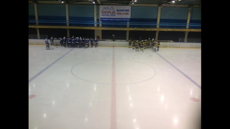 Наша Хоккейная Лига. Дивизион Н. Слоком-С - Торнадо