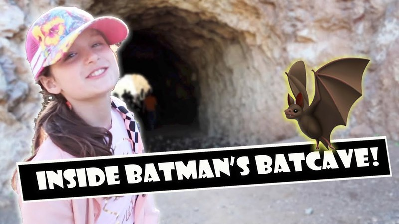 Inside Batman's Batcave 🦇 (WK 378.2) | Bratayley