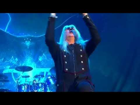 Saxon Live The secret of flight in Minneapolis at the armory 4/2/18