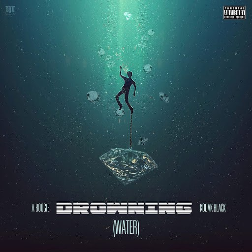 A BOOGIE WIT DA HOODIE альбом Drowning (feat. Kodak Black)