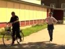 Typisch Schwedische Klasse bekommt das Fahrradfahren erklärt.mp4