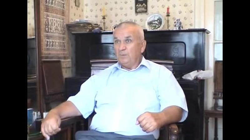 Зазнобин о режиссуре и Никите Михалкове