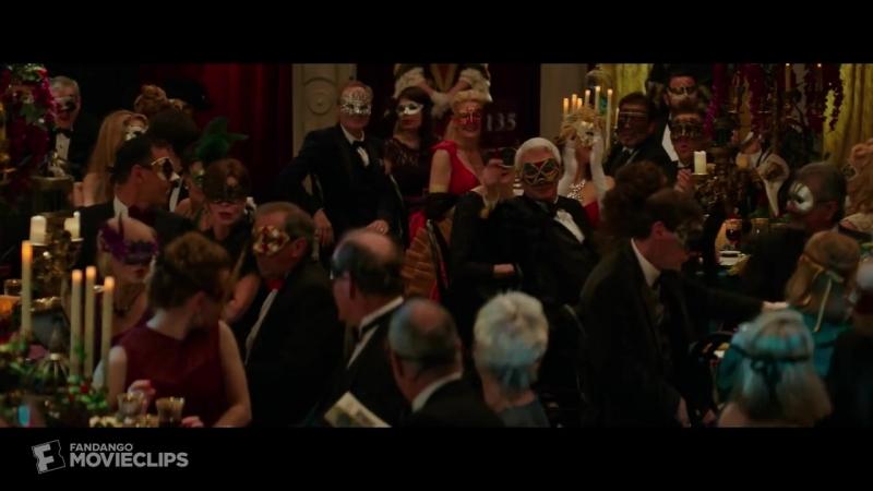 Fifty Shades Darker (2017) - Auction Seduction Scene