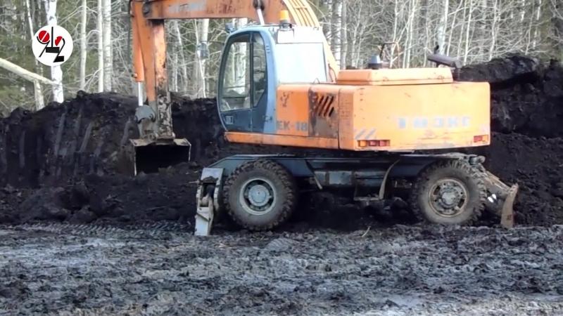 [Новости Шеремета Девять с половиной] Чёрные землекопщики котлованы роют