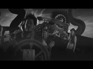 Were Going Down - Abney Parks homage to Georges Méliès