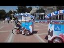 Велорикша морозильник на колесах Муравей Z1